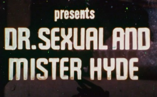 Dr. Sexual, Mr. Hyde (1971) cover