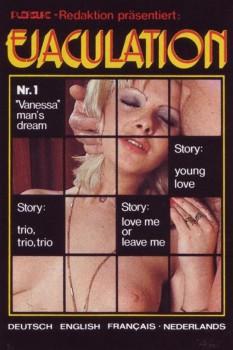 Ejaculation 01 (Magazine) cover