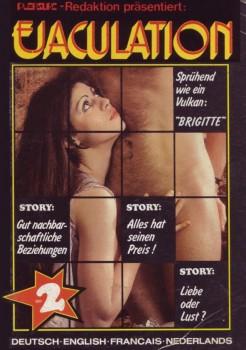 Ejaculation 02 (Magazine) cover