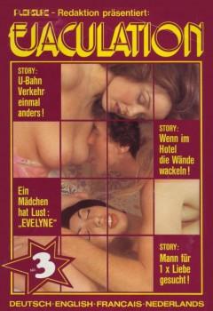 Ejaculation 03 (Magazine) cover