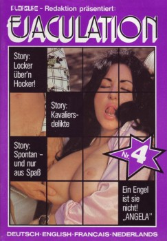 Ejaculation 04 (Magazine) cover