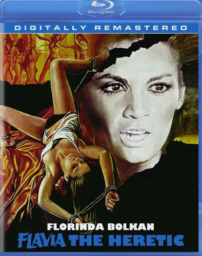Flavia the Heretic (1974) cover