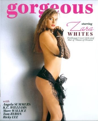 Gorgeous (1990) cover