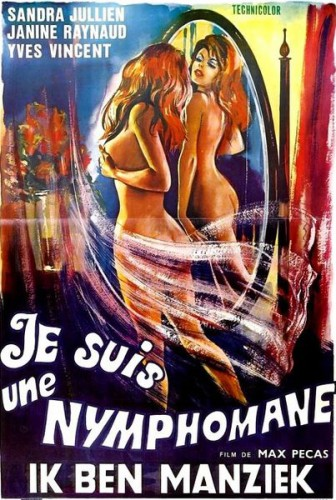 Je suis une nymphomane 336x500 - She Did What He Wanted (1971)