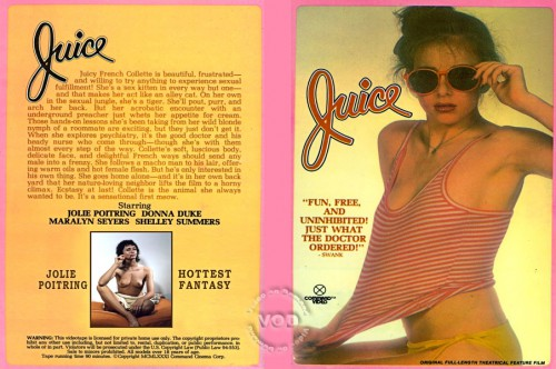 Juice (1973) cover