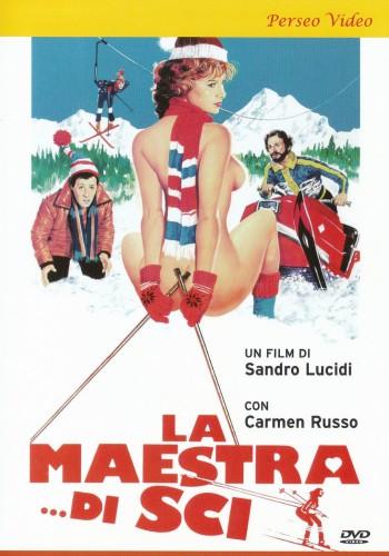 La maestra di sci 350x500 - La maestra di sci (1981)