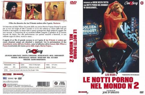 Le notti porno nel mondo 2 (1978) cover