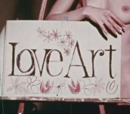 Love Art (1971) cover