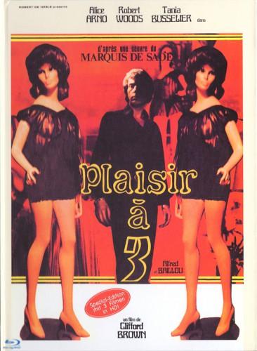 Plaisir a trois (BDRip) (1974) cover