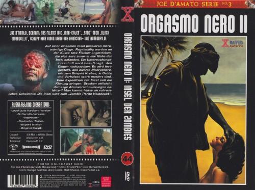 Porno Holocaust (1981) cover