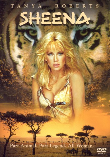 Sheena: Queen of the Jungle (1984) cover