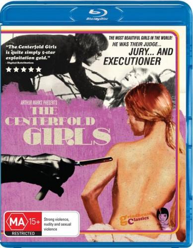 The Centerfold Girls (BDRip) (1974) cover