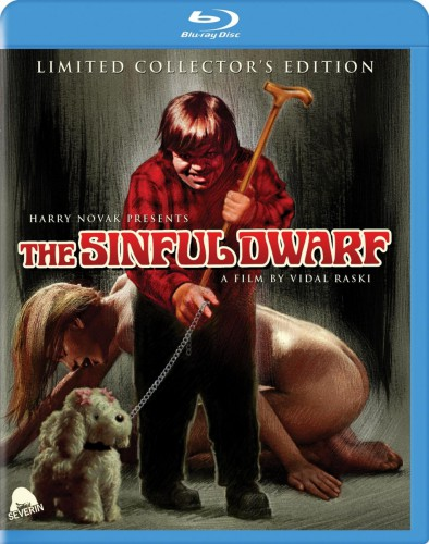 The Sinful Dwarf (BDRip) (1973) cover