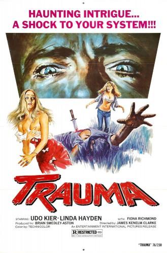 Trauma 329x500 - Trauma (1976)