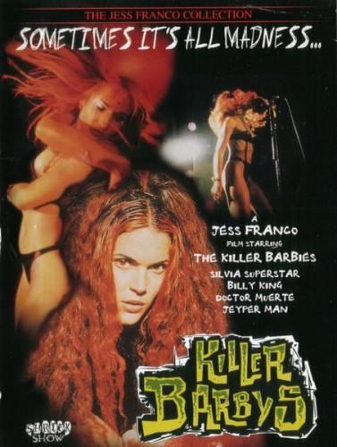 Vampire Killer Barbys (1996) cover