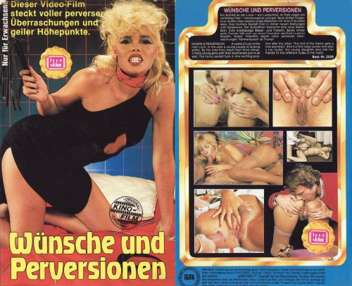 Wunsche und perversionen (1976) cover