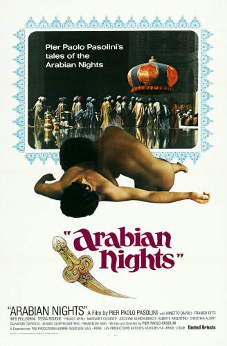 A Thousand and One Nights (1974) cover