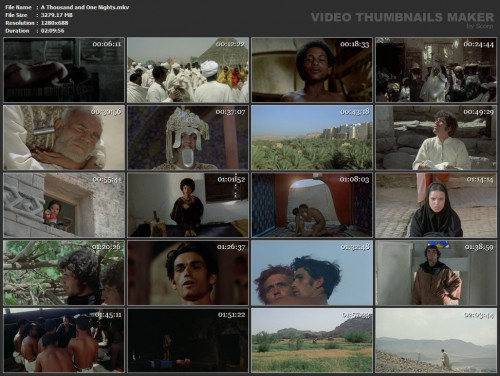 A Thousand and One Nights (1974) screencaps