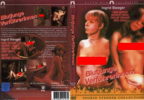 Blutjunge Verfuhrerinnen (Better Quality) (1971) cover