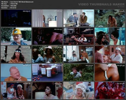 Can I Do It 'Till I Need Glasses (1977) screencaps