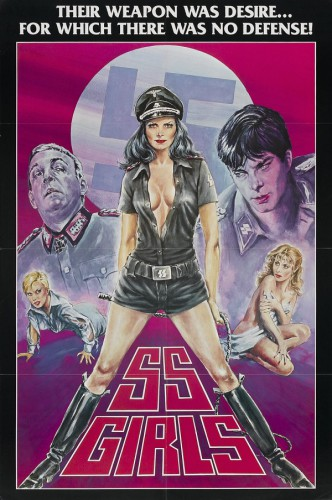 Casa privata per le SS (1977) cover