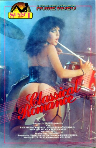 Classical Romance (1984) cover