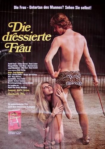 Die dressierte Frau 352x500 - Die Todesgottin des Liebescamps (1981)