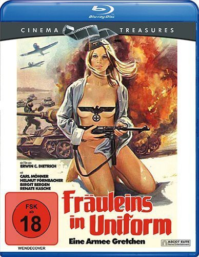 Eine Armee Gretchen bdrip 388x500 - Hitler's Harlots (1973)
