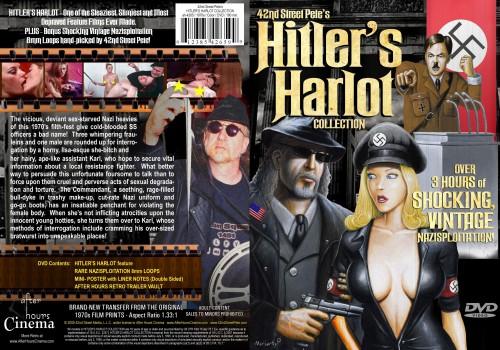 Hitler's Harlots (1973) cover