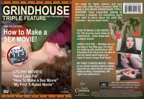 How To Make A Sex Movie 500x344 - Everything You Ever Wanted To See In A Hollywood Movie (1976)