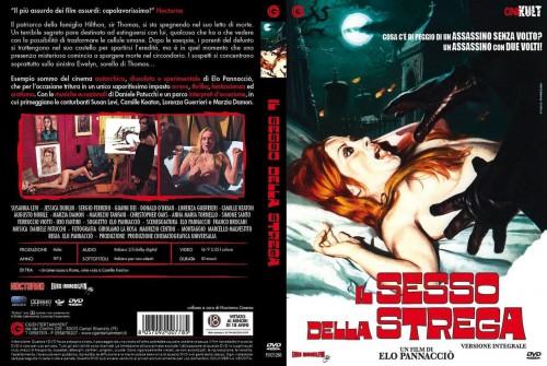 Il sesso della strega (1973) cover