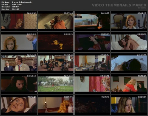 Il sesso della strega1 500x391 - Il sesso della strega (1973)