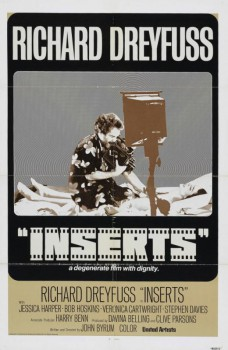 Inserts (BDRip) (1975) cover