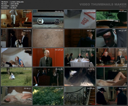 La Bete (BDRip) (1975) screencaps