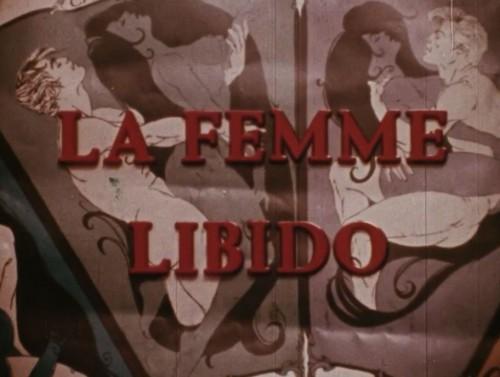 La Femme Libido (1971) cover