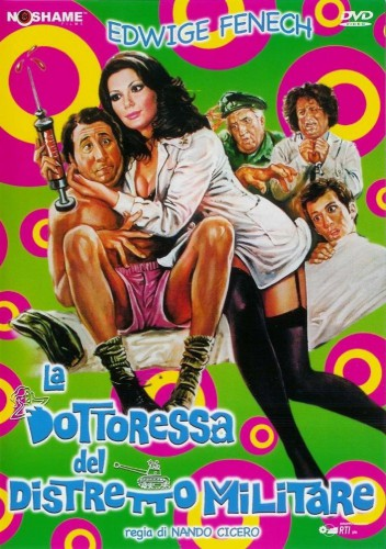 La dottoressa del distretto militare 352x500 - Everything You Ever Wanted To See In A Hollywood Movie (1976)