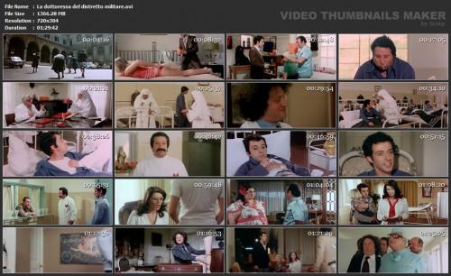 La dottoressa del distretto militare (1976) screencaps