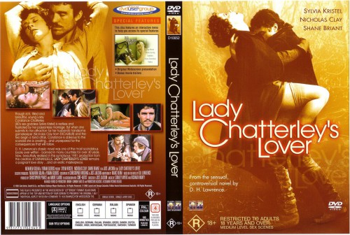 Lady Chatterley's Lover (BDRip) (1981) cover