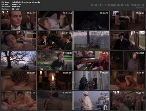 Lady Chatterleys Lover bdrip1 500x379 - Lady Chatterley's Lover (BDRip) (1981)