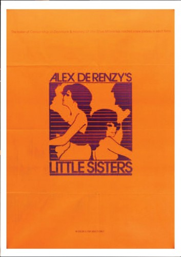 Little Sisters 353x500 - Little Sisters (1972)