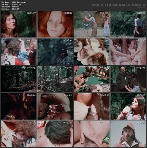 Little Sisters (1972) screencaps