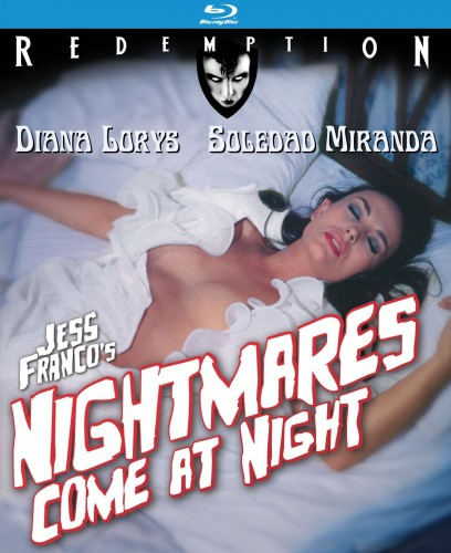 Nightmares Come at Night (1972) cover