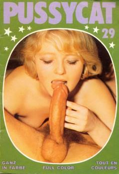 Pussycat 29 (Magazine) cover