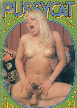 Pussycat 33 (Magazine) cover