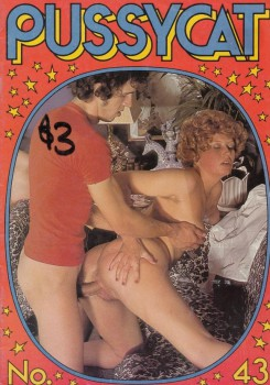 Pussycat 43 (Magazine) cover