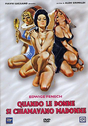 Quando le donne si chiamavano 'Madonne' (Better Quality) (1972) cover