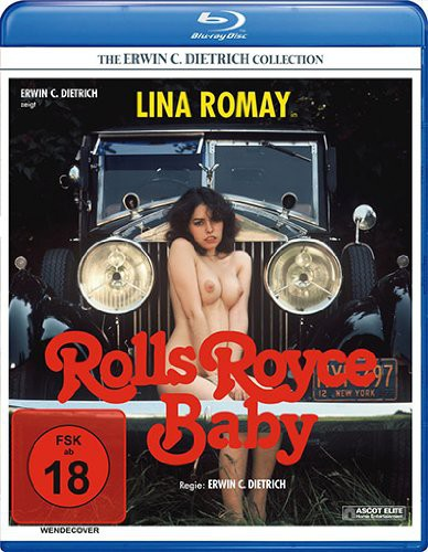 Le insaziabili voglie della ragazza con la Rolls Royce (1975) cover