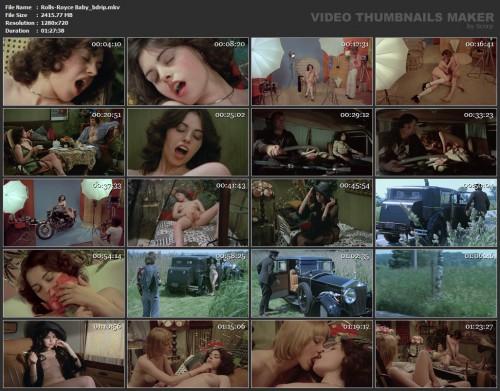 Rolls Royce Baby bdrip1 500x391 - Le insaziabili voglie della ragazza con la Rolls Royce (1975)
