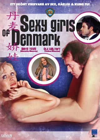 Sexy Girls of Denmark (1973) cover