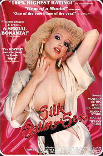 Silk Satin and Sex (HDRip) (1983) cover